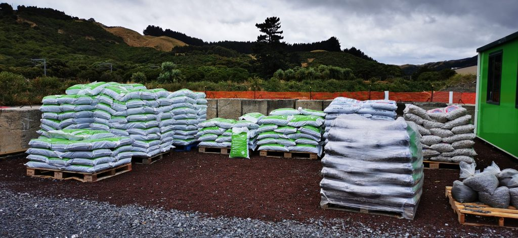 Wellington Bagged Products